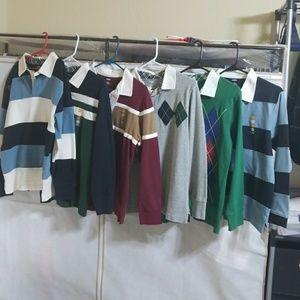 Size 10 nwt boy gymboree shirt lot
